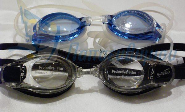 γυαλιά μυωπίας κολύμβησης για πισίνα ή θάλασσα