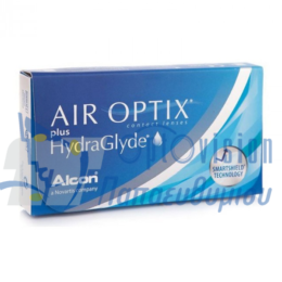 Air Optix Plus Hydraglyde φακοί επαφής