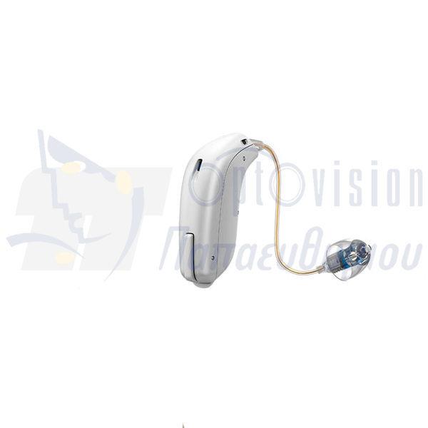 Ακουστικά Βαρηκοΐας oticon opn minirite γκρί ανοιχτό