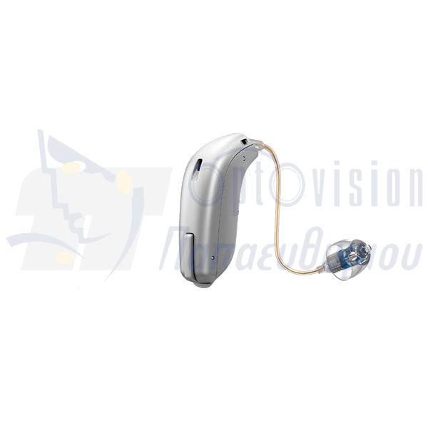 Ακουστικά Βαρηκοΐας oticon opn minirite γκρί