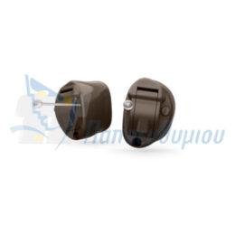 ακουστικά βαρηκοΐας οticon Nera2 CIC-Pro καφέ σκούρο