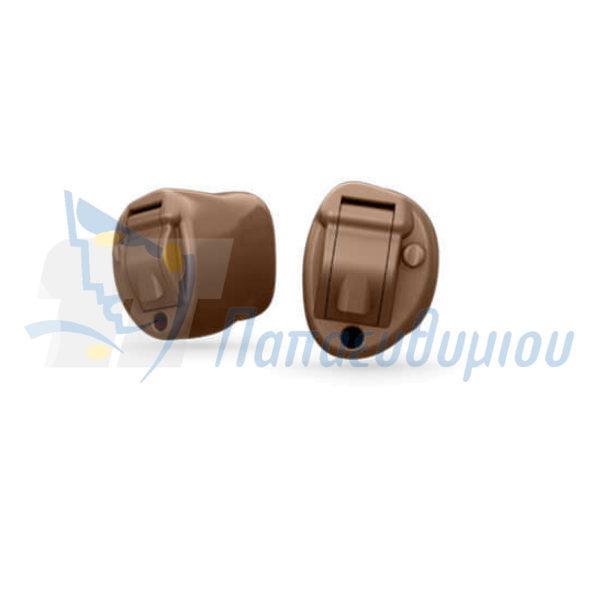 ακουστικά βαρηκοΐας οticon Nera2 ITC-Pro καφέ ανοιχτό