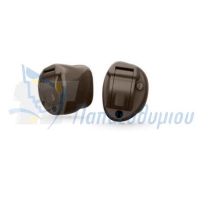 ακουστικά βαρηκοΐας οticon Nera2 ITC-Pro καφέ σκούρο