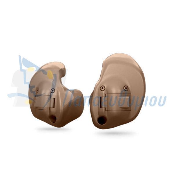 ακουστικά βαρηκοΐας οticon Nera2 ITE Full Shell-Pro καφέ ανοιχτό