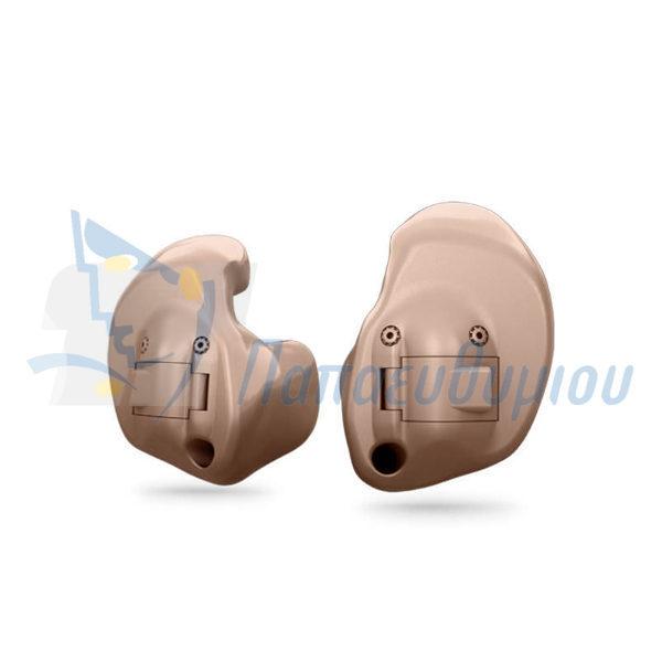 ακουστικά βαρηκοΐας οticon Nera2 ITE Full Shell-Pro μπεζ σκούρο
