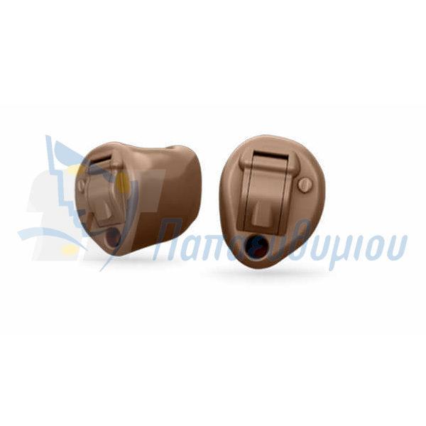 ακουστικά βαρηκοΐας οticon Nera2 ITE Half Shell-Pro καφέ ανοιχτό