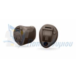 ακουστικά βαρηκοΐας οticon Nera2 ITE Half Shell-Pro καφέ σκούρο