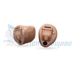 ακουστικά βαρηκοΐας οticon Nera2 ITE Half Shell-Pro μπεζ ανοιχτό