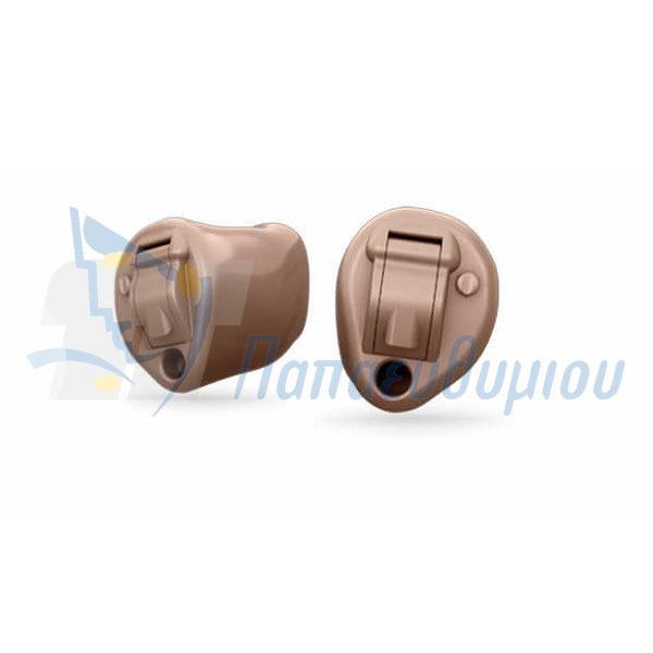ακουστικά βαρηκοΐας οticon Nera2 ITE Half Shell-Pro μπεζ σκούρο
