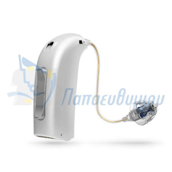 ακουστικά βαρηκοΐας οticon Nera2 RITE ασημί