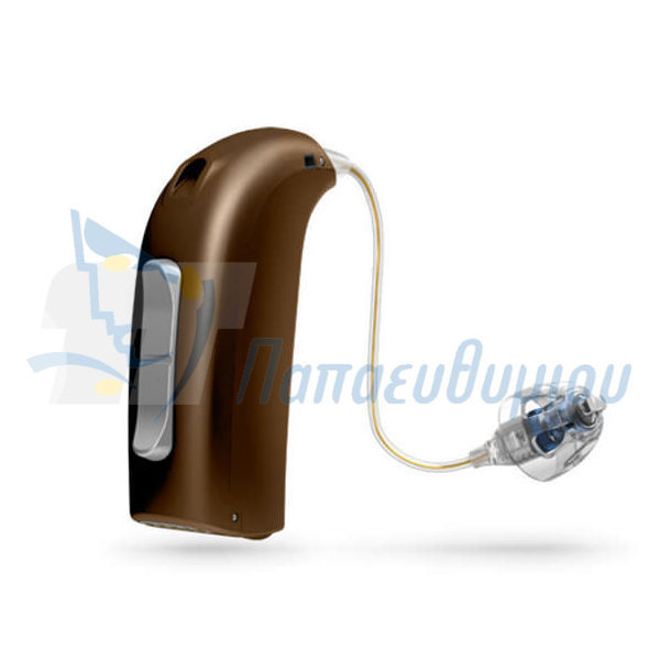 ακουστικά βαρηκοΐας οticon Nera2 RITE καφέ σκούρο