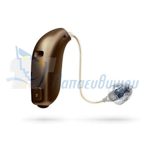 ακουστικά βαρηκοΐας οticon Nera2 miniRITE καφέ σκούρο