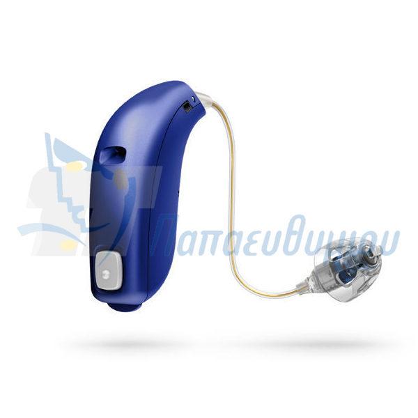 ακουστικά βαρηκοΐας οticon Nera2 miniRITE μπλέ