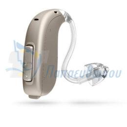 ακουστικά βαρηκοΐας oticon Nera2 BTE13 105-Pro γκρί