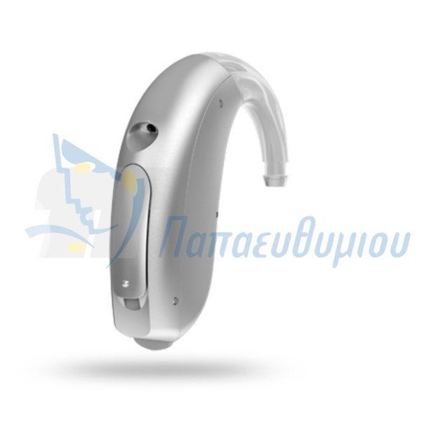ακουστικά βαρηκοΐας Oticon Nera2 miniBTE-Pro ασημί γκρί