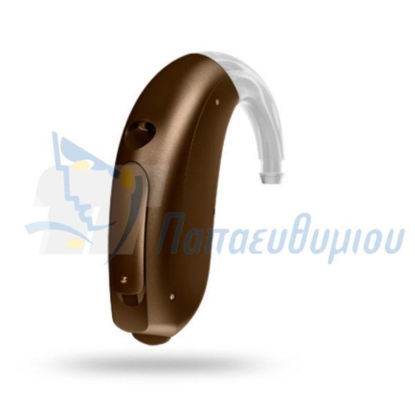 ακουστικά βαρηκοΐας Oticon Nera2 miniBTE-Pro καφέ σκούρο