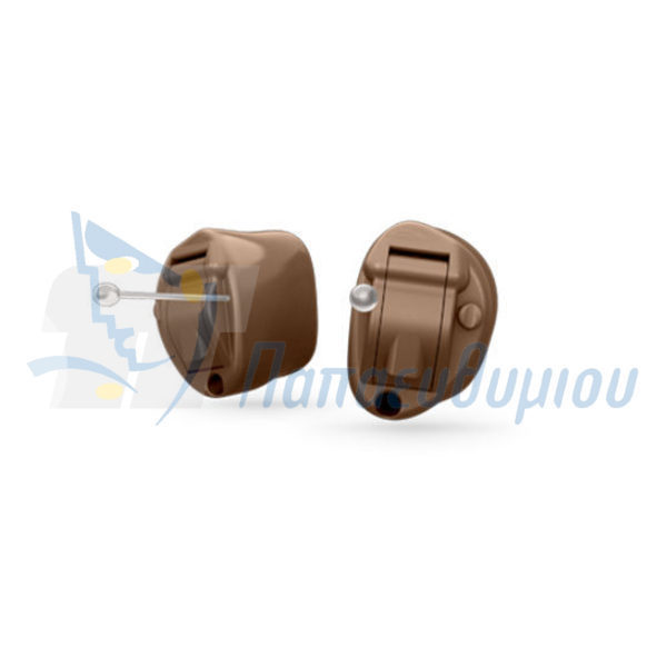 ακουστικά βαρηκοΐας Oticon Alta2 CIC-Pro καφέ ανοιχτό