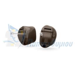 ακουστικά βαρηκοΐας Oticon Alta2 CIC-Pro καφέ σκούρο