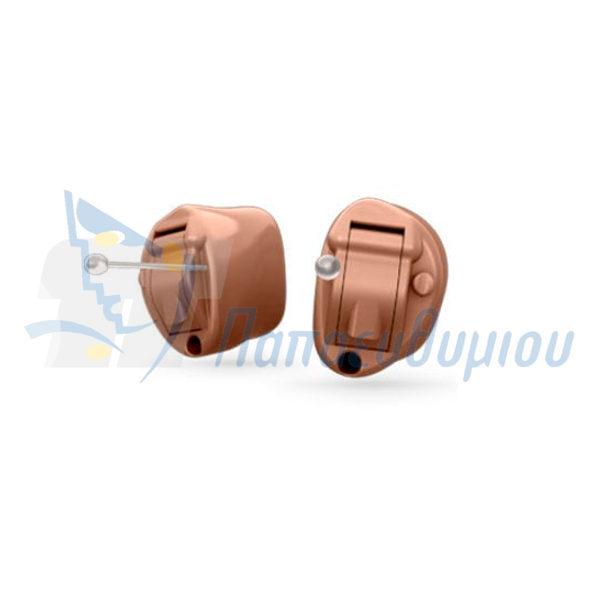 ακουστικά βαρηκοΐας Oticon Alta2 CIC-Pro μπεζ ανοιχτό