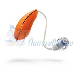 ακουστικά βαρηκοΐας Oticon Alta2 Pro designRITE πορτοκαλί