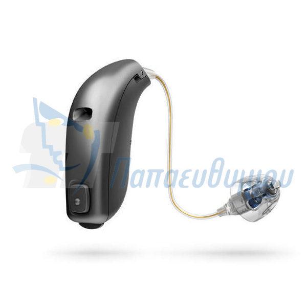 ακουστικά βαρηκοΐας Oticon Alta2 miniRITE γκρί σκούρο
