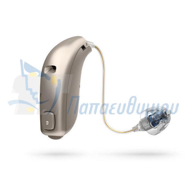 ακουστικά βαρηκοΐας Oticon Alta2 miniRITE γκρί