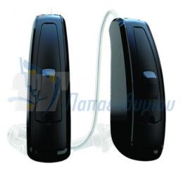 ακουστικά βοηθήματα που επικοινώνουν με iphone της εταιρίας resound μοντέλο linx